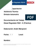 Ajuste de Regulador RQV-K