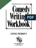 Comedy Writing Workbook