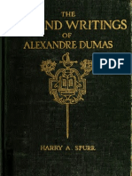 Harry a. Spurr--The Life and Writings of Alexandre Dumas (1802-1870) (1902)