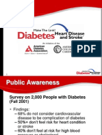 ABC of diabetes