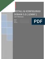 Cara Install Debian 5 0 Dan Konfigurasi Moch Hatta m