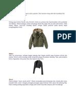 Jacket History