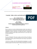 Copyright - Online Archives and Intellectual Property Rights