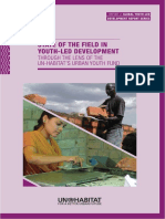 State of the Field in Youth Led Development