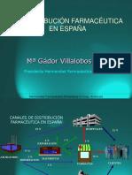 Sistema de Distribución Farmaceútico en Espana´07 / Pharmaceutical Distribution System in Spain / Farmazia-Produktuen Banaketarako sistema  Espainian