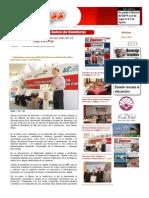 07-12-12 Periodico Express de Nayarit - Beneficia Roberto Sandoval con más de 22 mdp a la UTBB