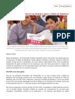 10-12-12 Nayarit puntocom - Cumple Roberto Sandoval con histórico apoyo a Bahía de Banderas