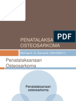 Penatalaksanaan osteosarkoma