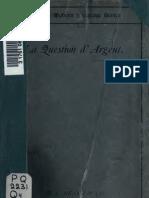 Alexandre Dumas--La question d'argent--Comédie en cinq actes (1898)