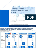 Anu Madgavkar - The World at Work