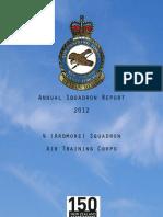4 (Ardmore) Squadron ATC Final Parade Report