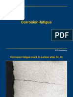4. Forms of Corrosion; Corrosion-Fatigue; Erosion-corrosion