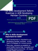 Shanti Jagannathan - The Skills Development Reform Roadmap