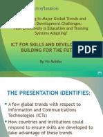 Vis Naidoo - ICT for Skills Development