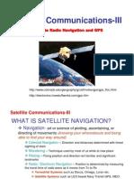Ch-4 Satellite Communications III