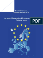 Advanced Economics of European Integration