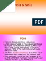 PDH SDH in telecom