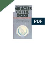 30429527 Erich Von Daniken Miracles of the Gods
