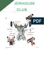 Graficki prikaz vezbi - Anatomija misica