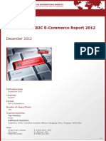 Brochure & Order Form_Latin America B2C E-Commerce Report 2012_by yStats.com