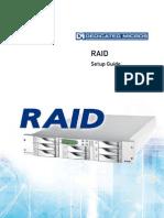 Raid Setup Guide