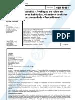 NBR 10151-2000