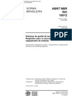 NBR 10012-2004