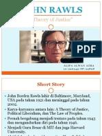 Presentasi John Rawls
