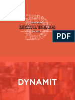 Digital Marketing Trends for 2013 - EBriks Infotech