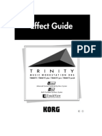 Trinity effects guide