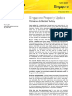 Singapore Property Update (17-12-2012)