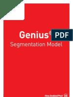 Genius Segmentation Model Guide