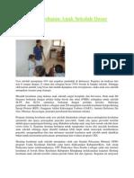 Skrining Kesehatan Anak Sekolah Dasar