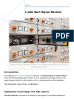 Electrical-Engineering-portal.com-Application of 4pole Switchgear Devices