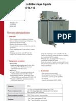 Transformateurs NFC 52-112