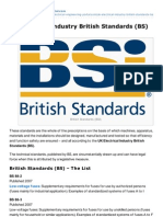 Electrical-Engineering-portal.com-UK Electrical Industry British Standards BS