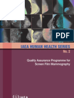 IAEA_Human_Health_Series_No.2_Quality Assurance Programme for Screen Film Mammography
