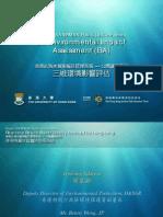3D EnvironmentalImpact Assessment(EIA)