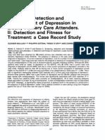 jurnal depresi