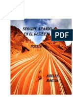 SEGUIRÈ ARANDO, POESIA ROMANTICA
