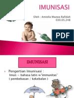 AMIELIA REFRAT IMUNISASI