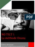 NO TILT!La méthode Onana