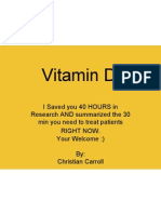 vitamin d seminar