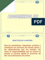 Procedimientos ATS