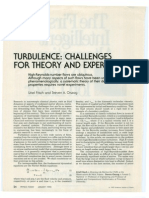Turbulence - challenges for theory and experiment