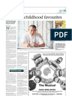 Chef Andre Chiang's Travel Black Book
