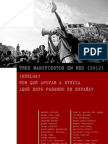 VV.AA., Tres manifiestos en red