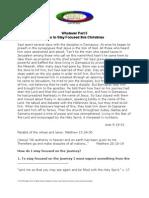Whatever Part 5, Handout Copy