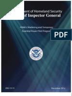 FEMA STEP report