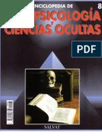 PARAPSICOLOGÍA Y CIENCIAS OCULTAS 8